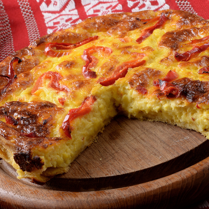 Quiche for your Catering needs