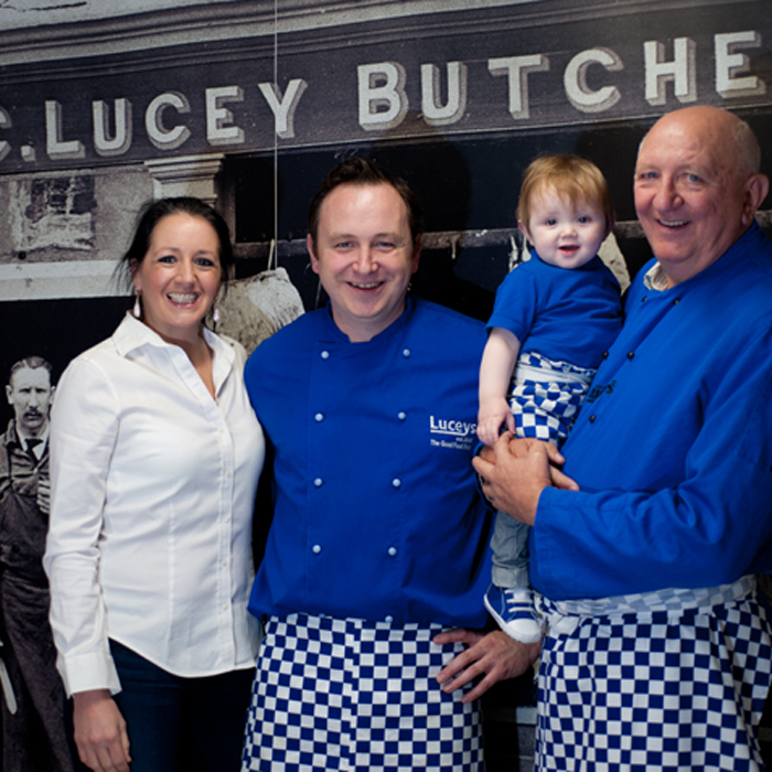 Luceys Good Food Butchers in Mallow