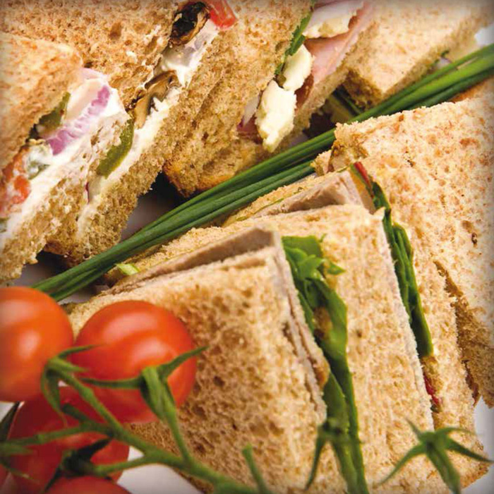 Luceys Sandwich Platter for your Catering needs
