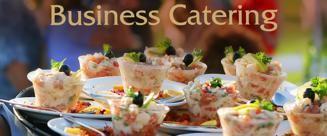 Luceys Good Food Business Catering