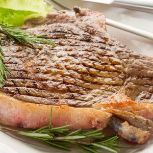 Luceys T-bone Steak