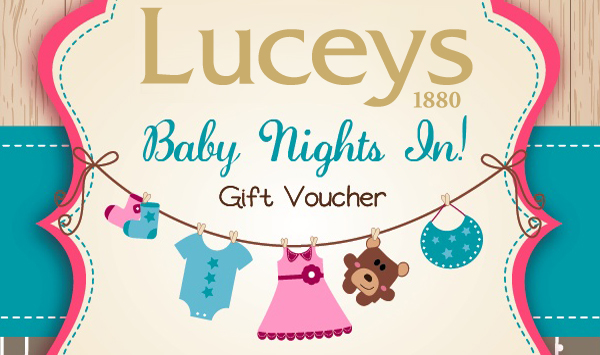 Lucey Baby Nights In