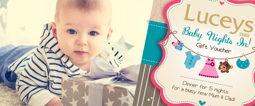 Luceys Baby Nights In - Meals for Parents