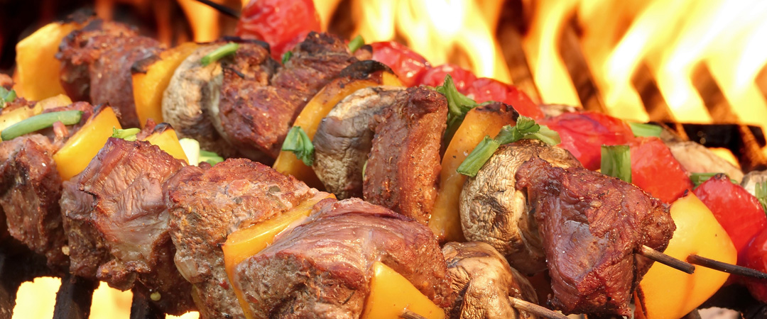Luceys BBQ Kebabs