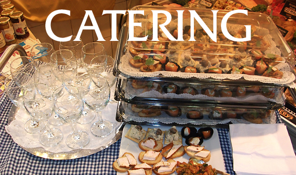 Luceys Catering