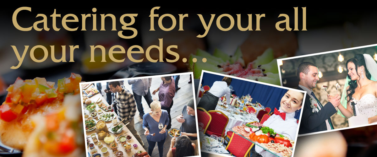 Luceys 1880 Catering for Weddings, Business & Events