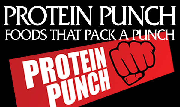 Luceys Protein Punch