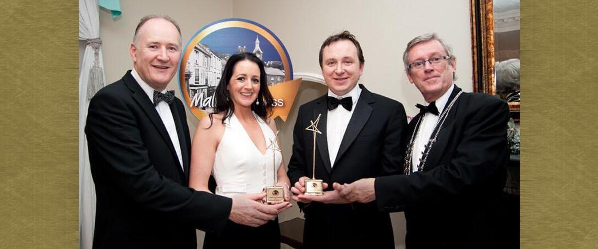 Luceys Good Food Shop Award
