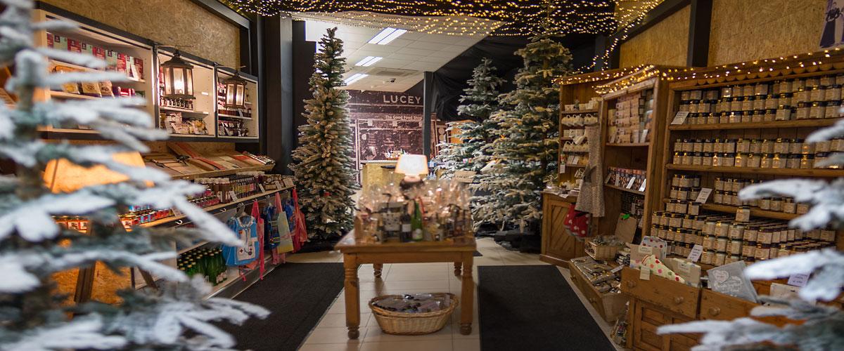 Luceys Christmas Gift Shop