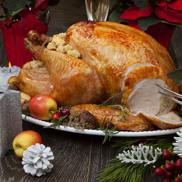 Luceys Good Food Christmas Turkey